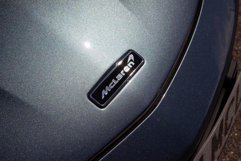 Sigle McLaren